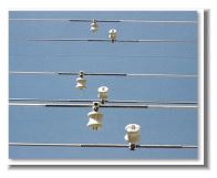 AR Products Twister Shorter Spans Horizontal and Vertical Transmission Lines