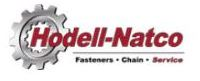 Hodell-Natco Fasteners, Solutions, Service